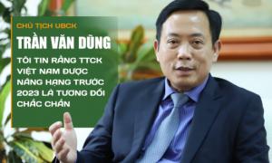 Chủ tịch UBCK: Trần Văn Dũng