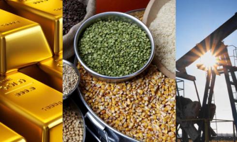Thị trường ngày 8/9: Giá dầu, vàng, nhôm giảm, cà phê robusta cao nhất 4 năm