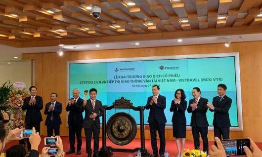 Cổ phiếu tăng trần ngày đầu giao dịch, Chủ tịch Vietravel kỳ vọng doanh thu 2022 đạt 1 tỷ USD